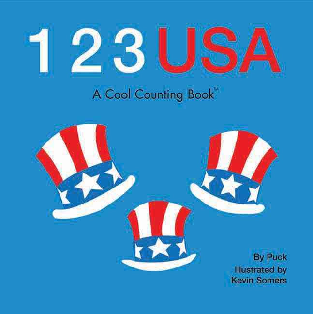 123 USA By Puck/ Somers, Kevin (ILT)